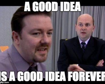 A good idea is a good idea forever