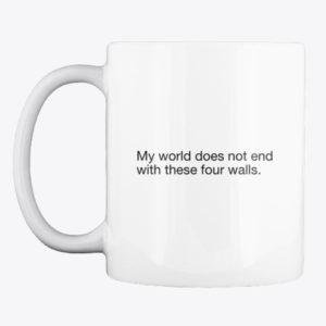 four walls mug