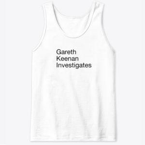 gareth keenan investigates vest